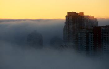 Torry Courte – Fog Cityscape 3