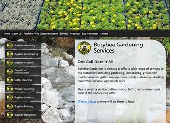 Torry Courte – Busybee Gardening Website