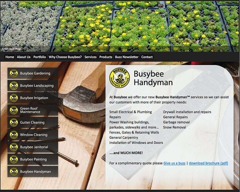 Torry Courte Portfolio Busybee Handyman Services image