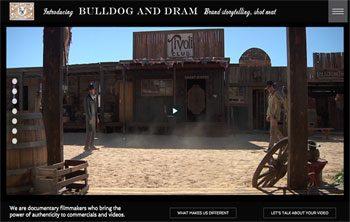 Torry Courte – Bulldog and Dram Website