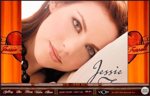 Torry Courte - Jessie Farrell EPK