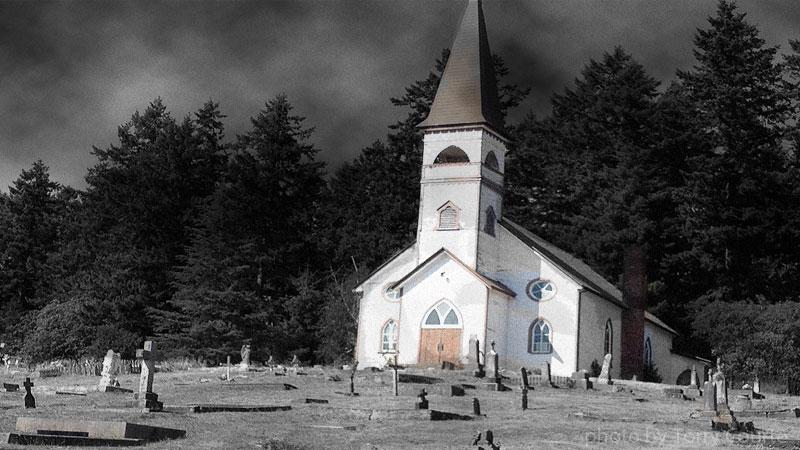 Torry Courte - Church Photograph