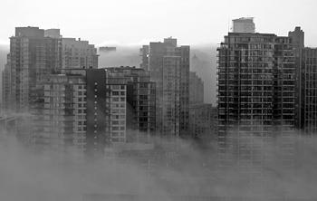 Torry Courte – Cityscape 1 – Fog